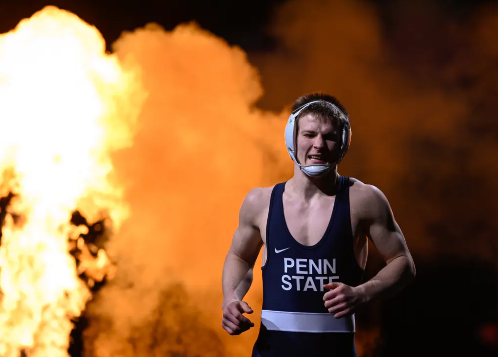SI.com: Jason Nolf wins Rumble on the Rooftop